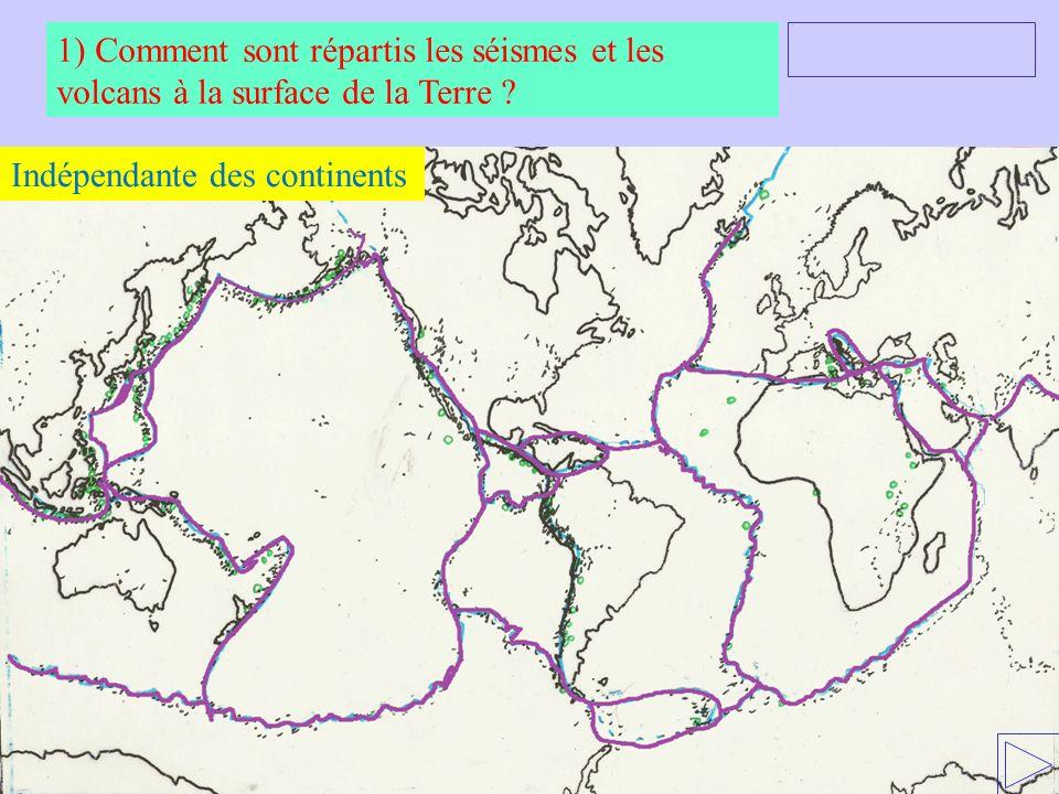Indépendante des continents