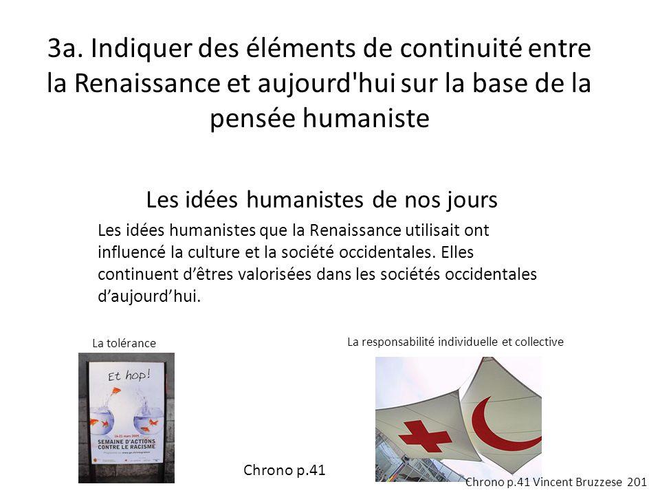 Les idées humanistes de nos jours