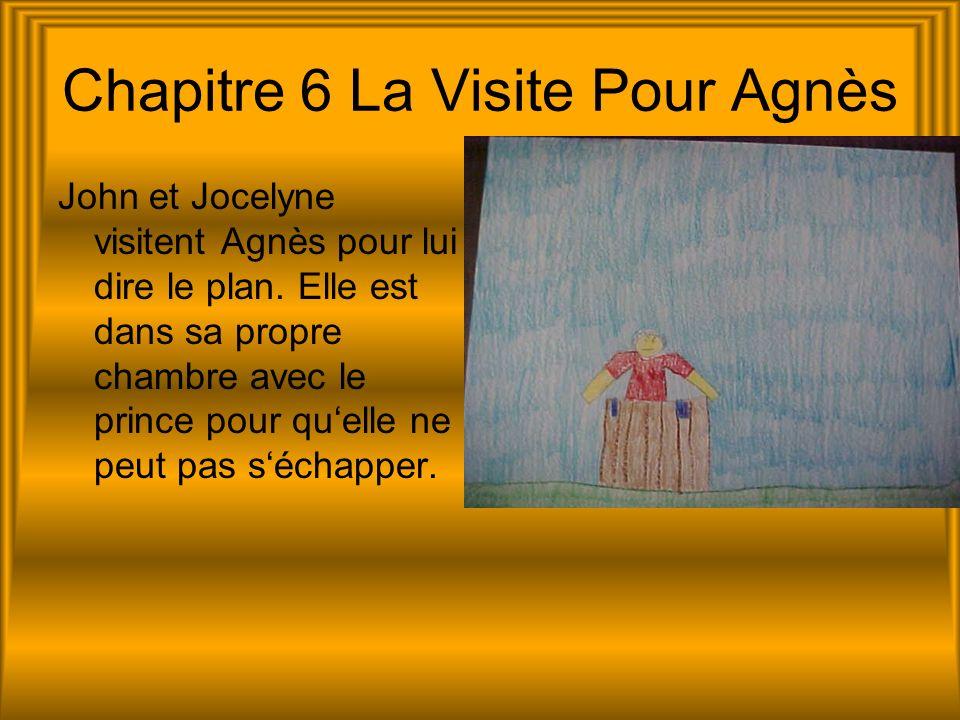 Chapitre 6 La Visite Pour Agnès