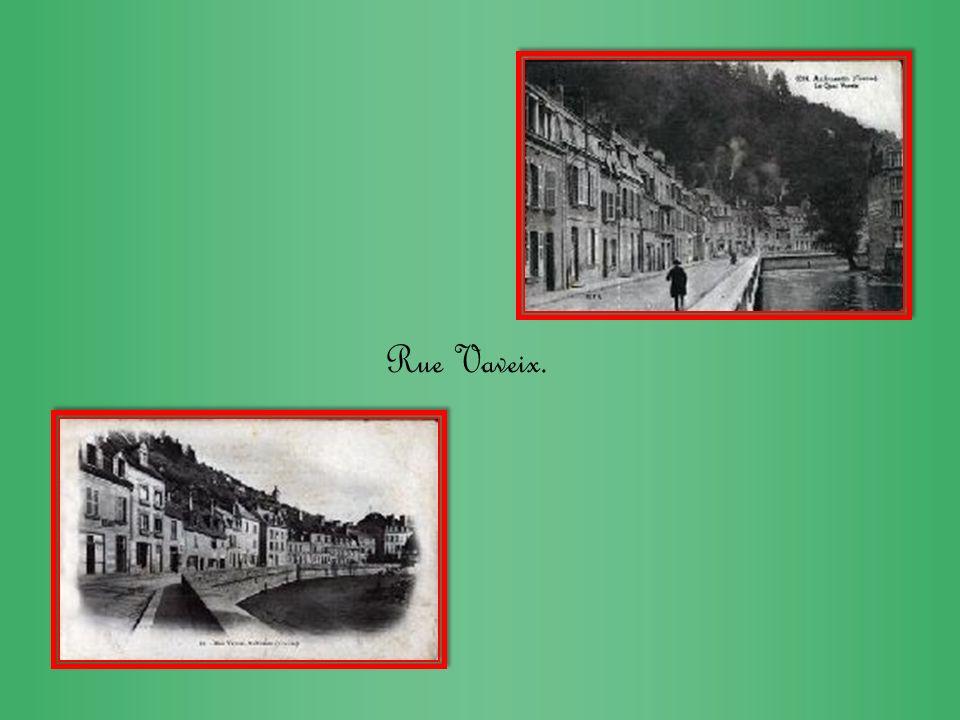Rue Vaveix.