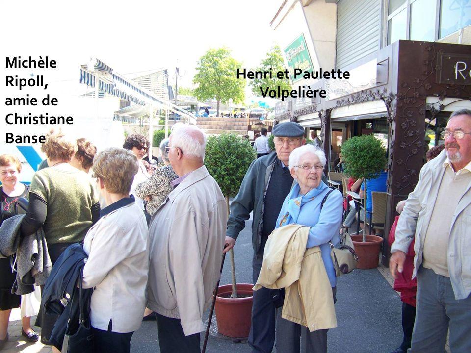 Henri et Paulette Volpelière
