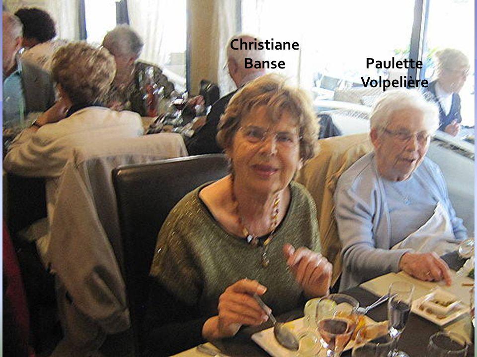 Christiane Banse Paulette Volpelière
