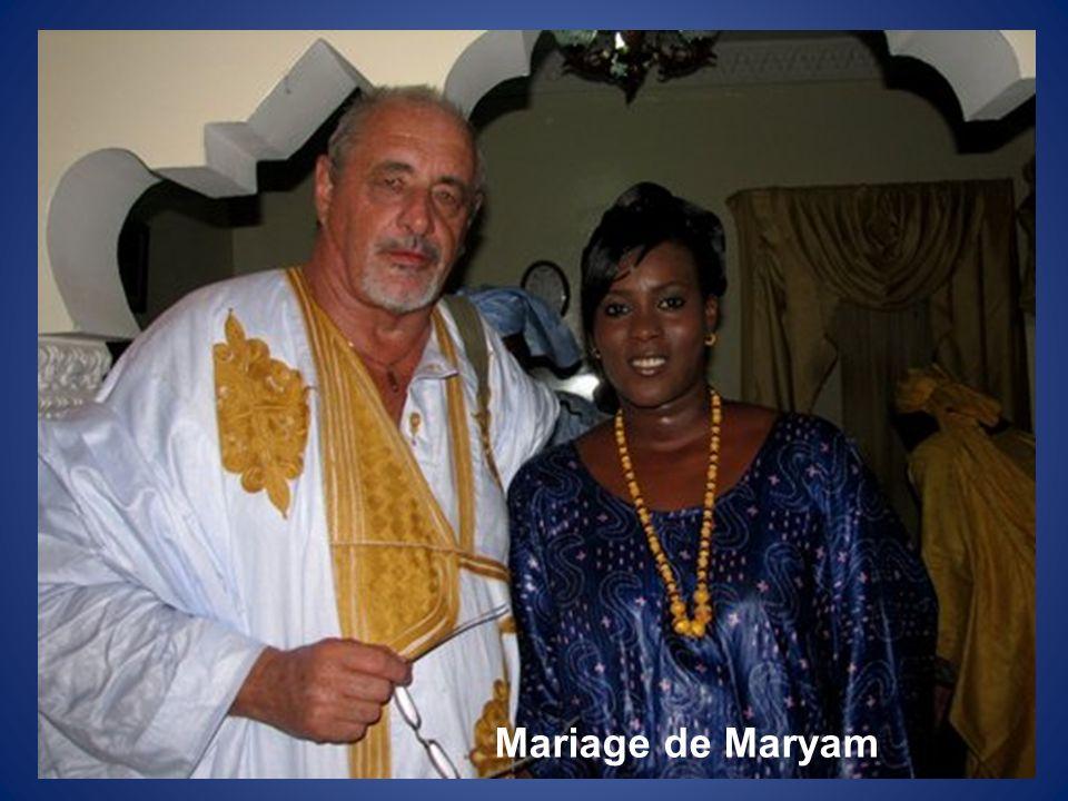 Mariage de Maryam