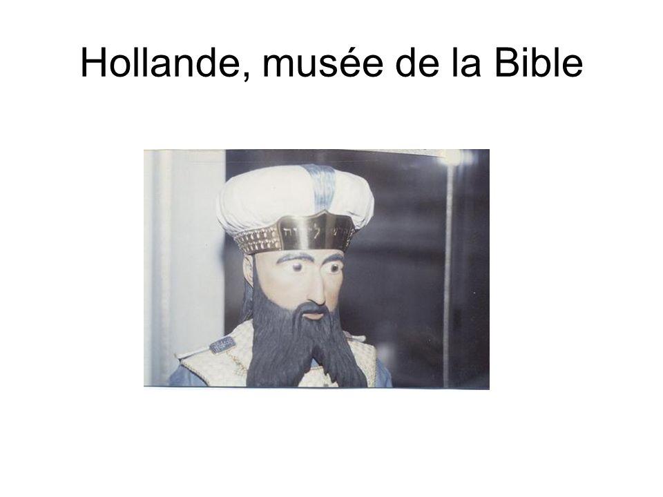 Hollande, musée de la Bible