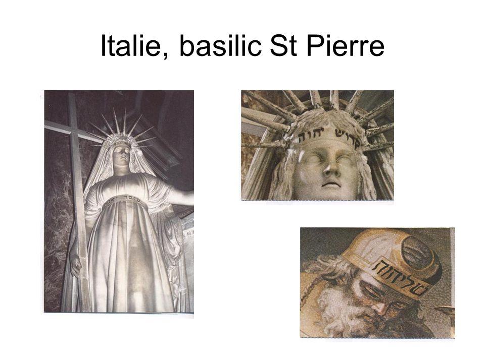 Italie, basilic St Pierre