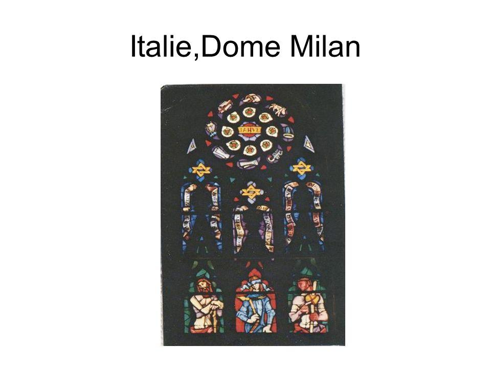 Italie,Dome Milan