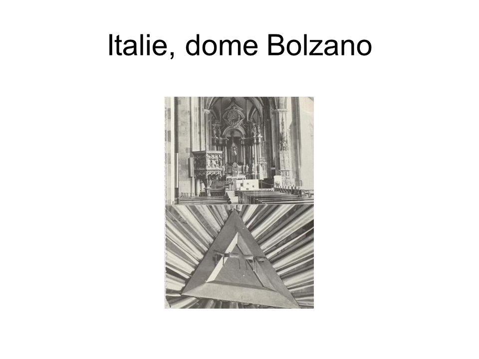 Italie, dome Bolzano