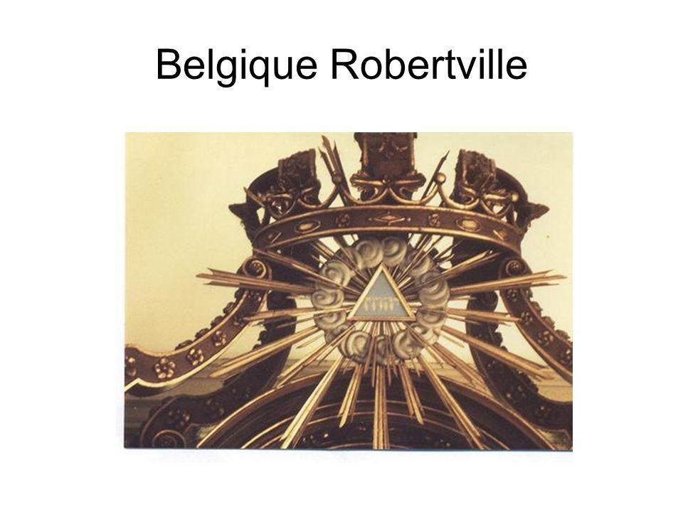 Belgique Robertville