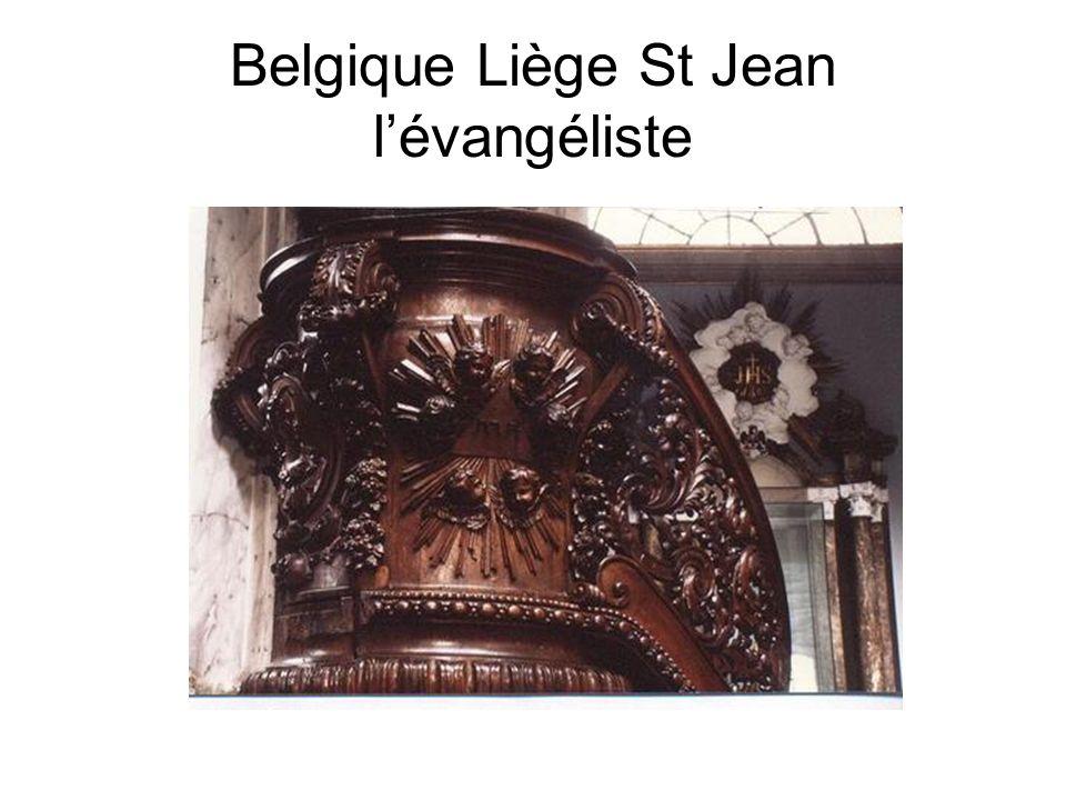 Belgique Liège St Jean l'évangéliste