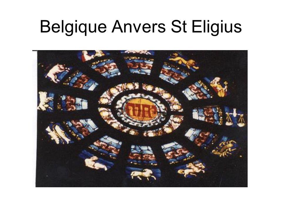 Belgique Anvers St Eligius