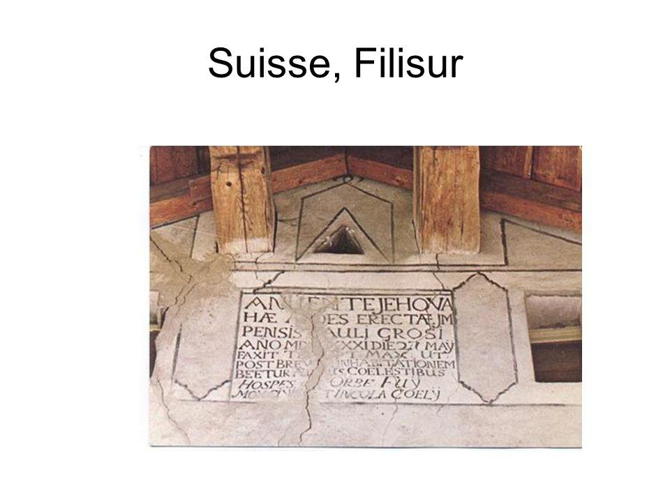Suisse, Filisur