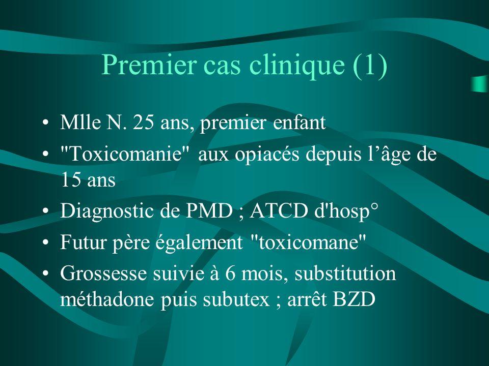 Premier cas clinique (1)