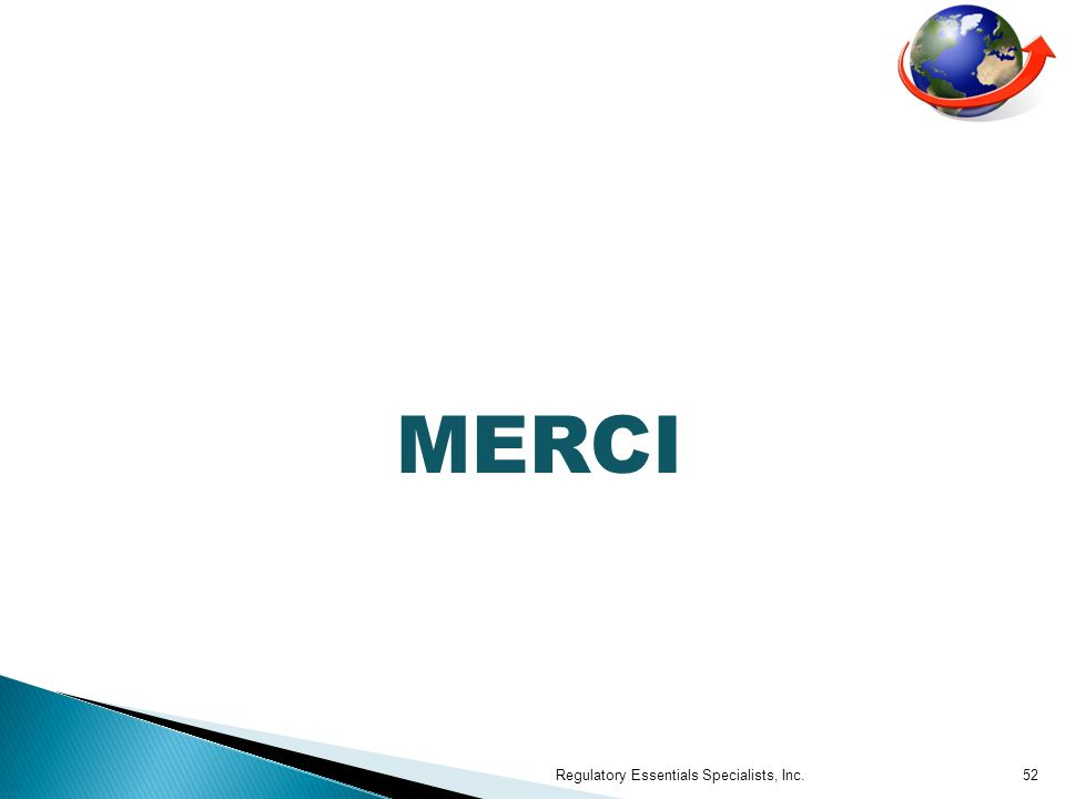 MERCI Regulatory Essentials Specialists, Inc.