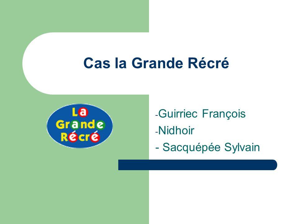 Guirriec François Nidhoir - Sacquépée Sylvain