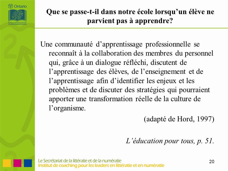 L'éducation pour tous, p. 51.