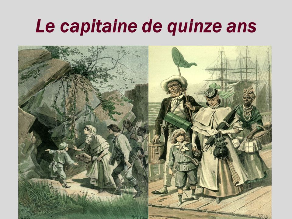 Le capitaine de quinze ans