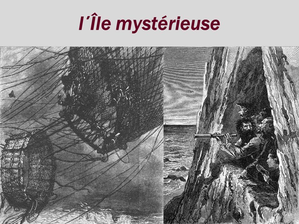 l΄Île mystérieuse