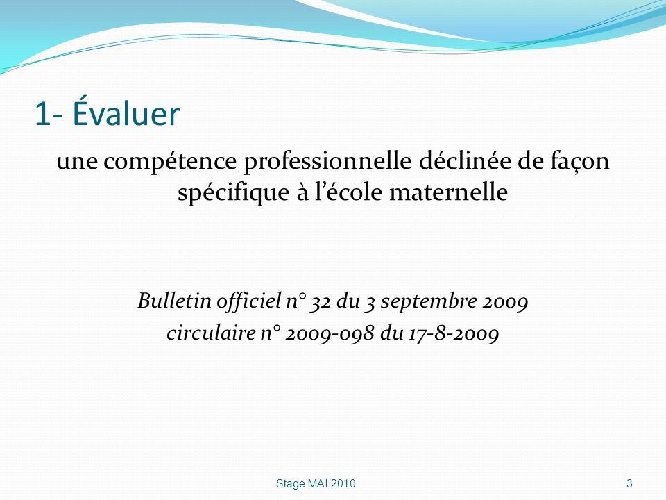 Bulletin officiel n° 32 du 3 septembre 2009