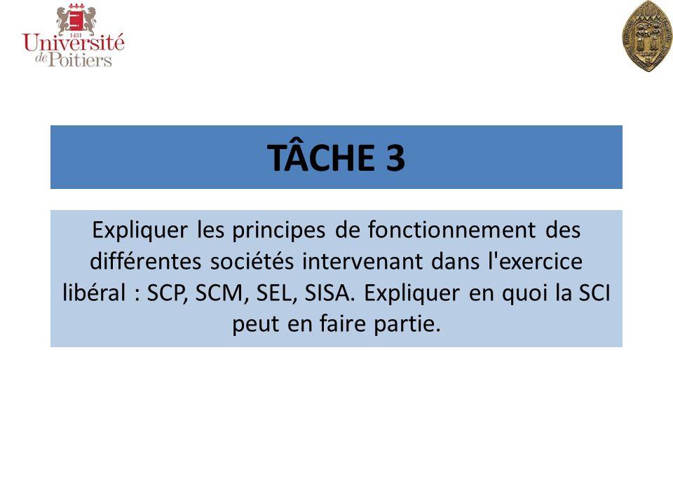 Tâche 3