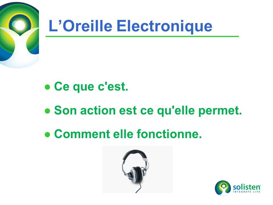 L'Oreille Electronique
