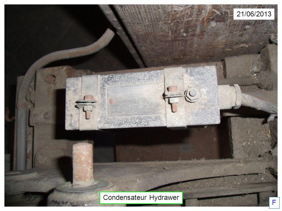Condensateur Hydrawer