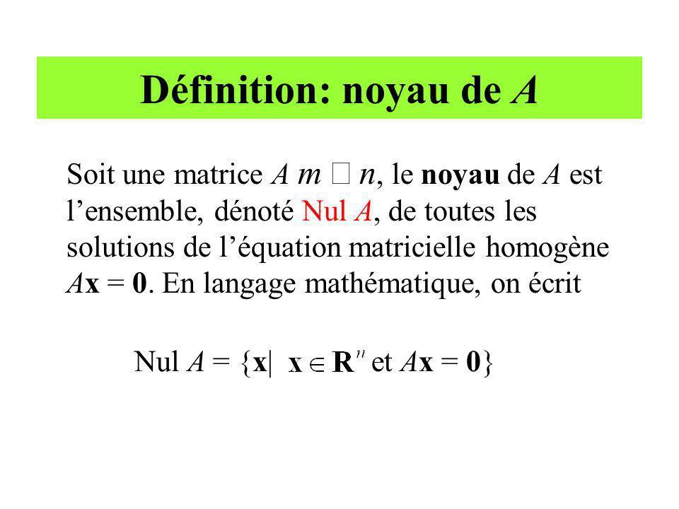 Définition: noyau de A