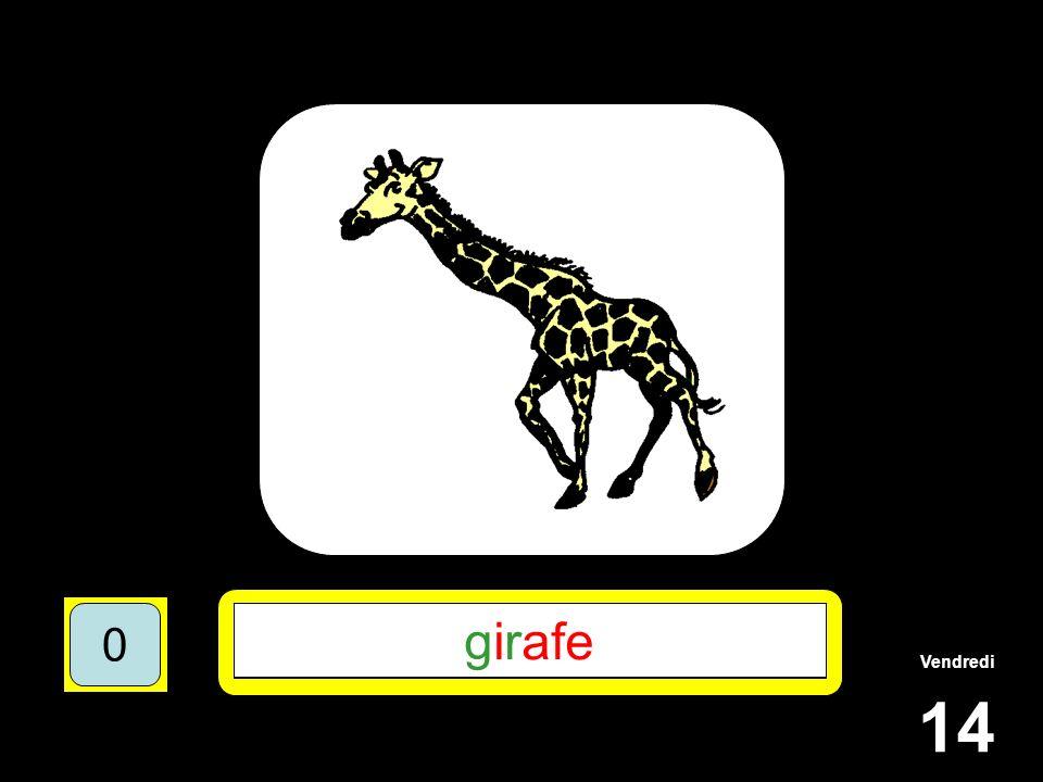 14 G*R*** GIRAFE ****** girafe 5 15 10 5 10 5 15 10 15 5 10 15 15 10