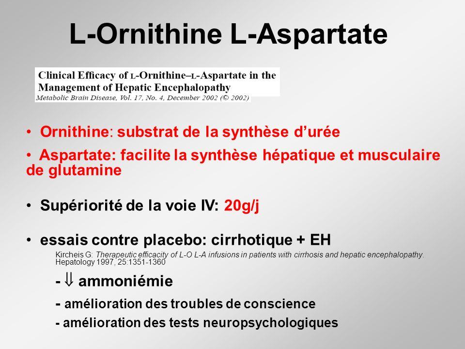 L-Ornithine L-Aspartate