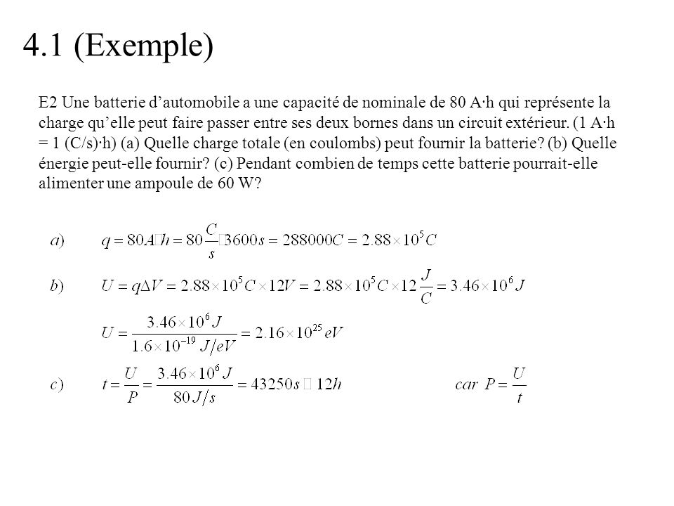 4.1 (Exemple)