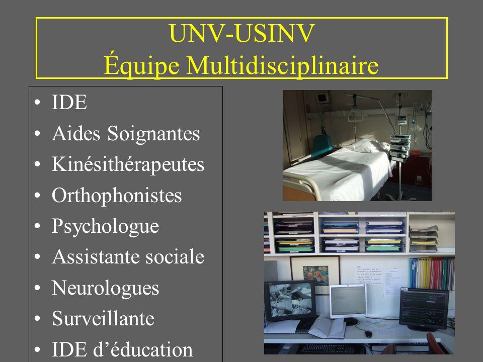 UNV-USINV Équipe Multidisciplinaire