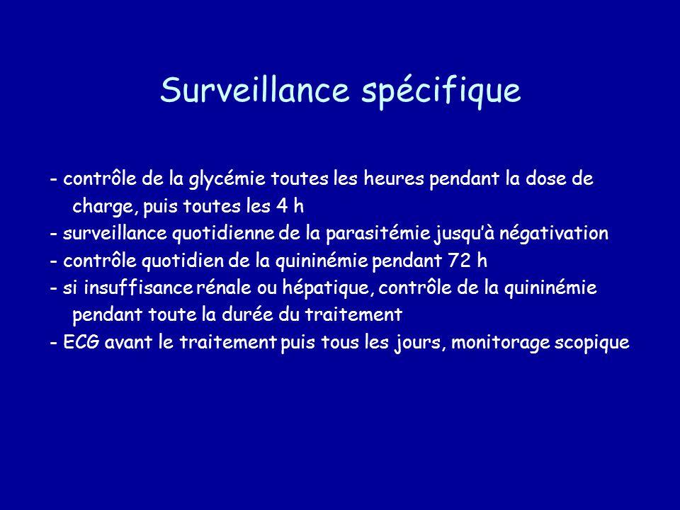 Surveillance spécifique