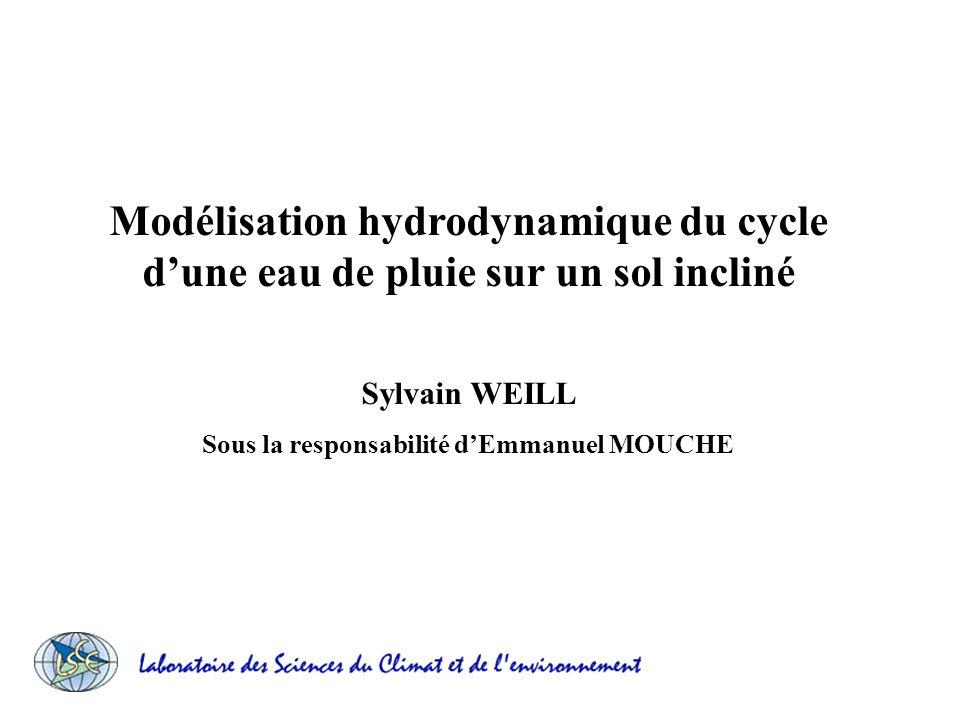 Sous la responsabilité d'Emmanuel MOUCHE