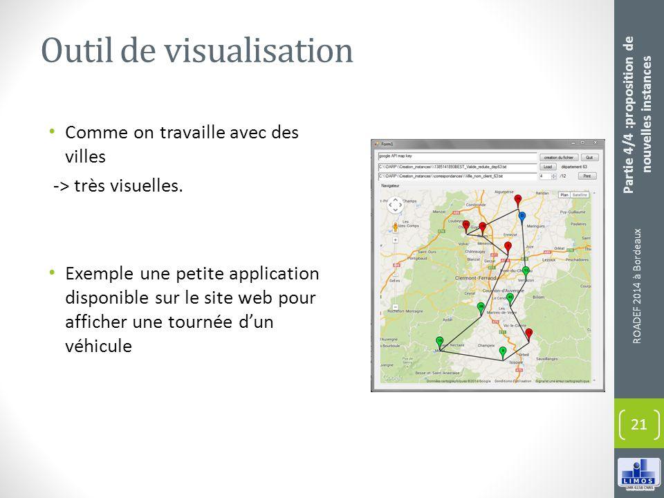 Outil de visualisation