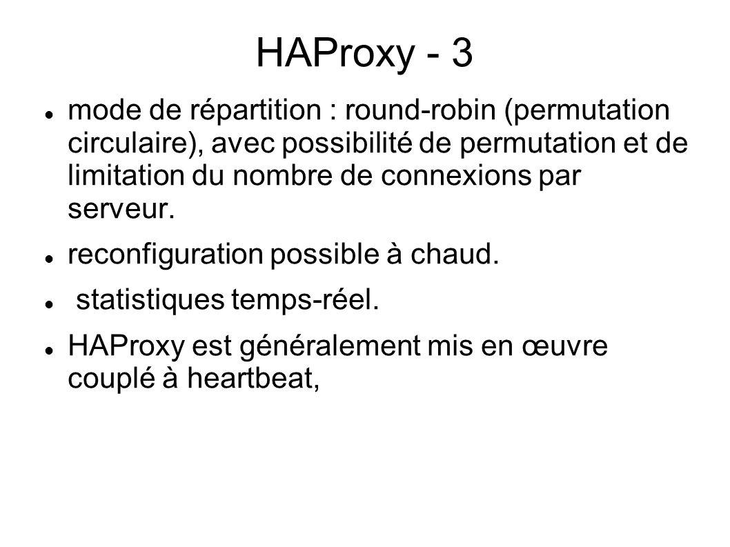 HAProxy - 3