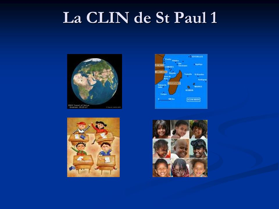 La CLIN de St Paul 1
