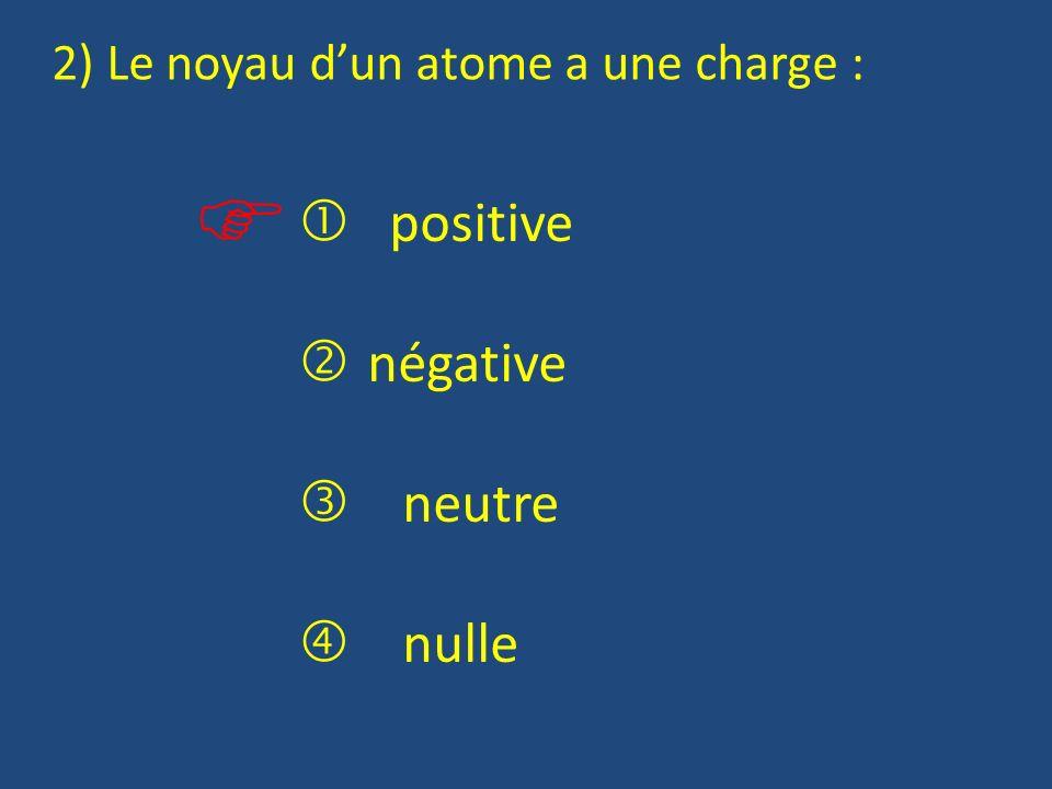  positive négative  neutre  nulle