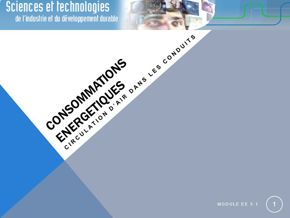 CONSOMMATIONS ENERGETIQUES