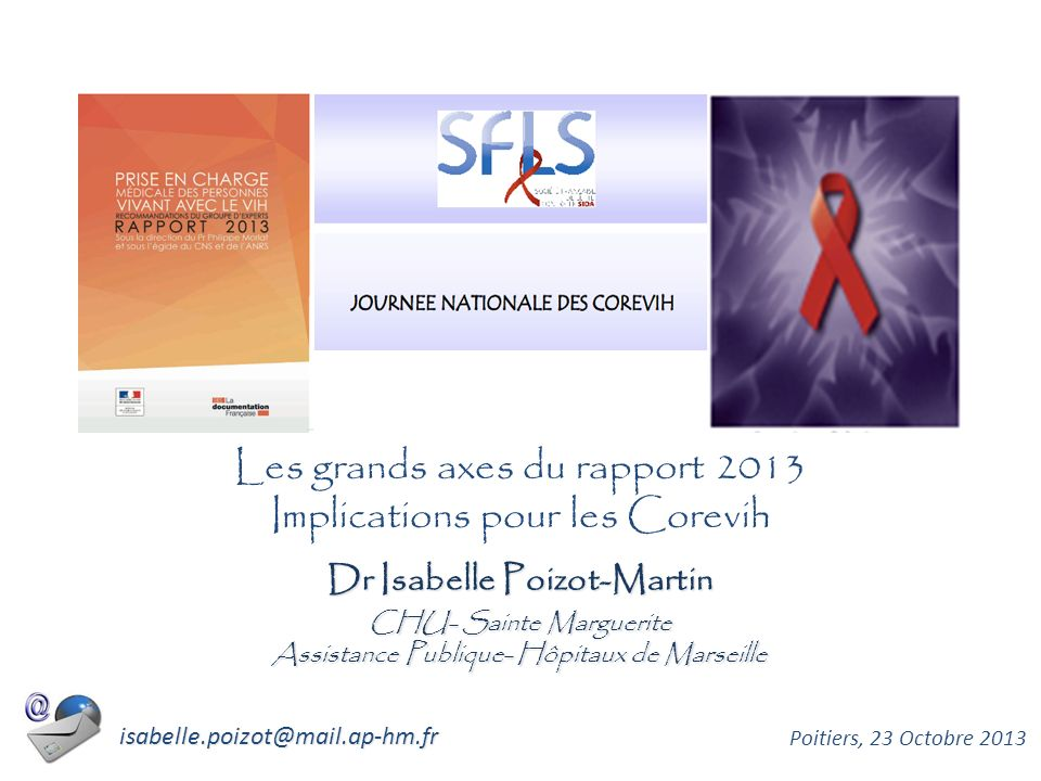 Dr Isabelle Poizot-Martin