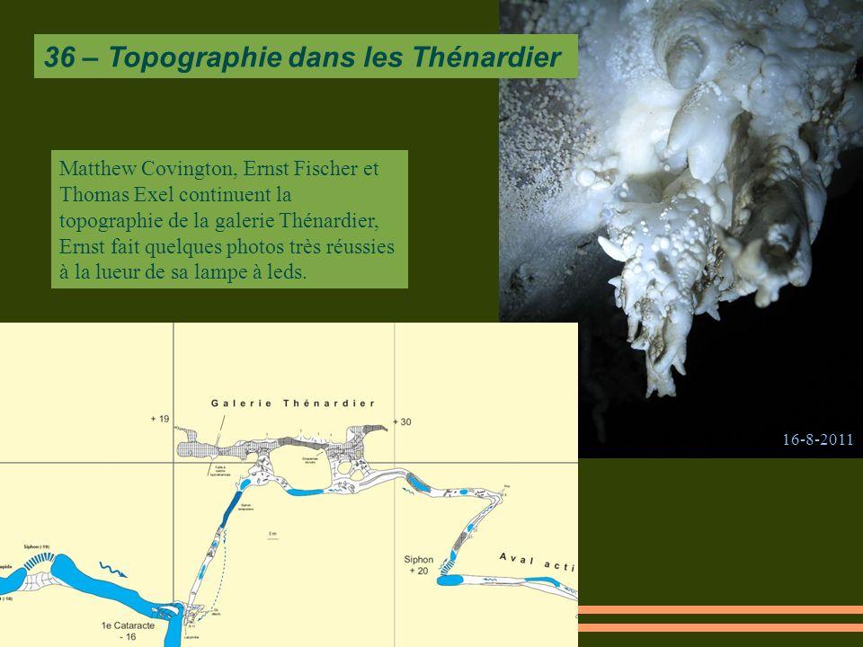 36 – Topographie dans les Thénardier