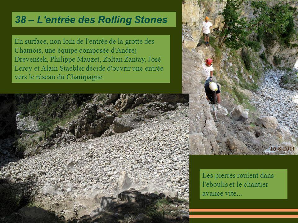 38 – L entrée des Rolling Stones