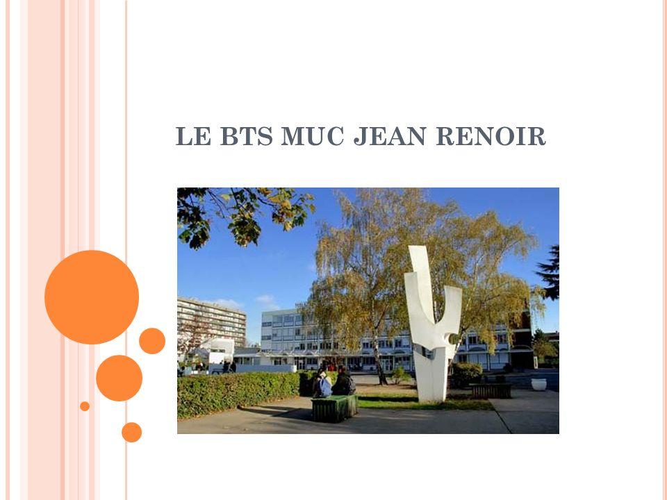 LE BTS MUC JEAN RENOIR