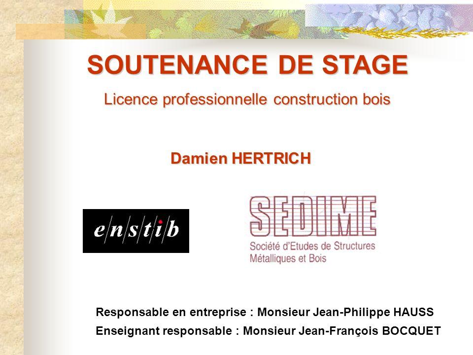 Licence professionnelle construction bois ppt video online télécharger # Licence Pro Construction Bois