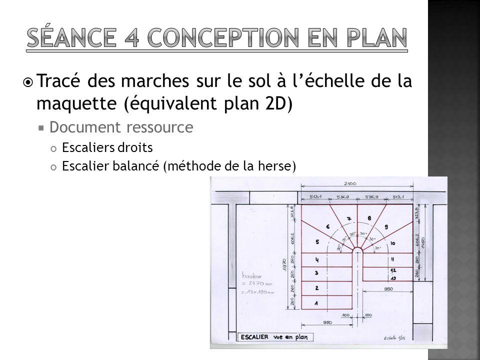 Séance 4 CONCEPTION en plan