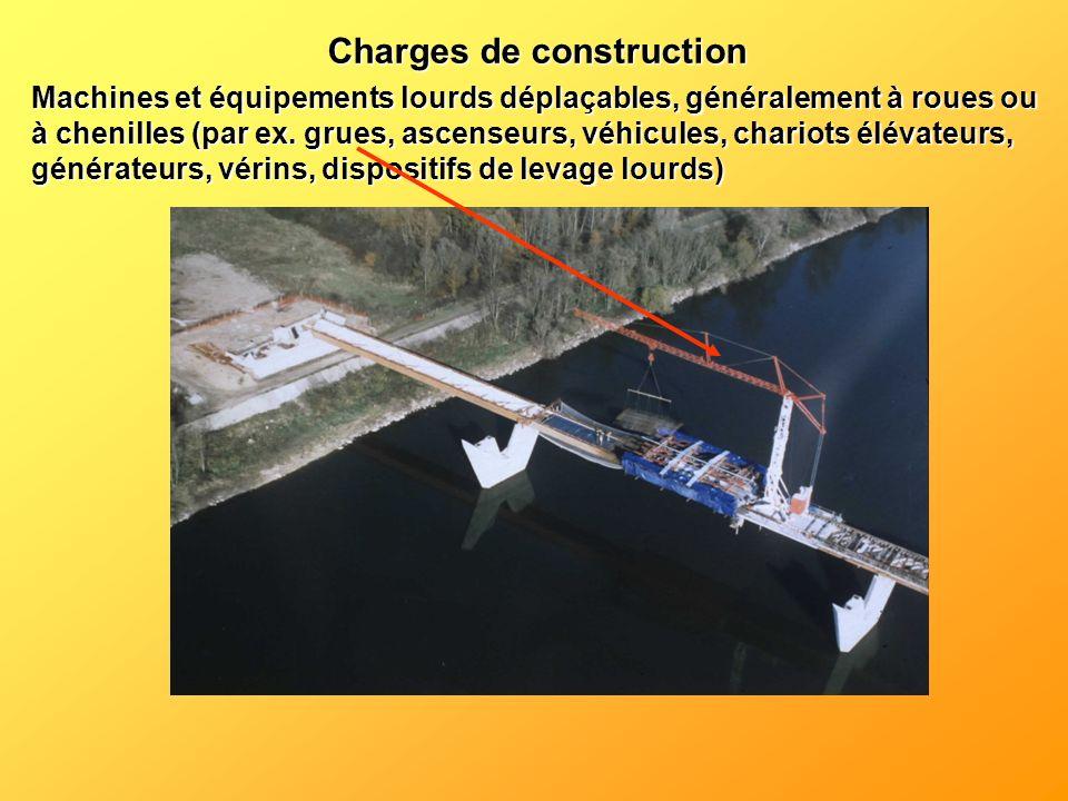 Charges de construction