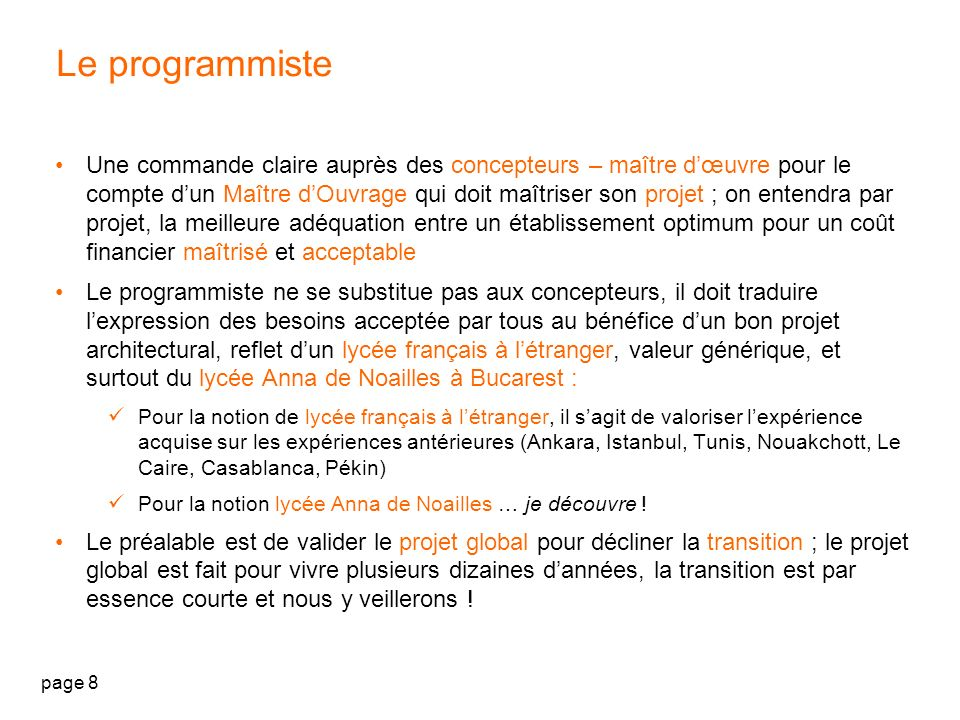 Le programmiste