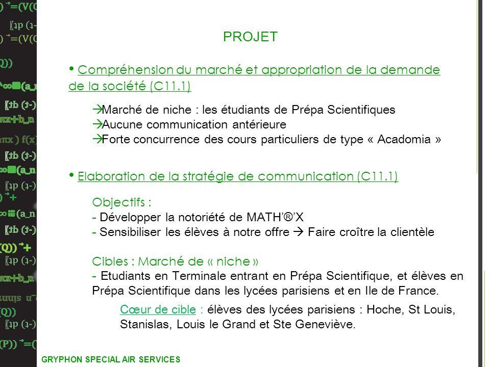Elaboration de la stratégie de communication (C11.1)