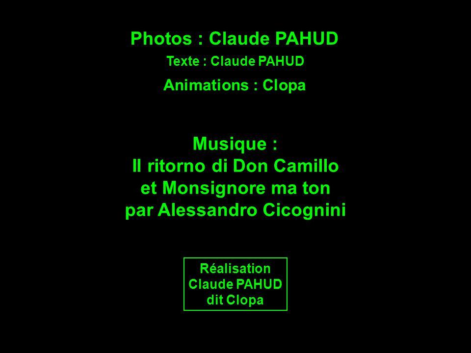 Il ritorno di Don Camillo par Alessandro Cicognini