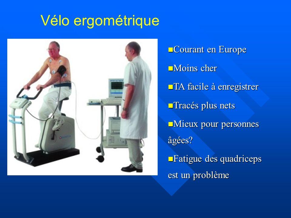 Vélo ergométrique Courant en Europe Moins cher TA facile à enregistrer
