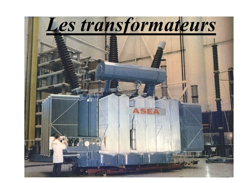 Les transformateurs