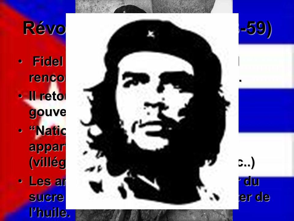 Révolution cubaine (1953-59)